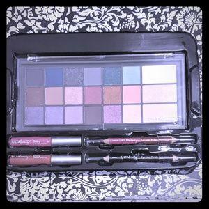 NEW ULTA BEAUTY Palette lippies & liners